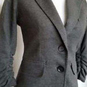 Gibson gray blazer